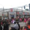 Celebración de un nuevo año en San Felipe 272 años